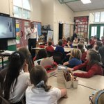 Image for the Tweet beginning: Year Six thinking about the