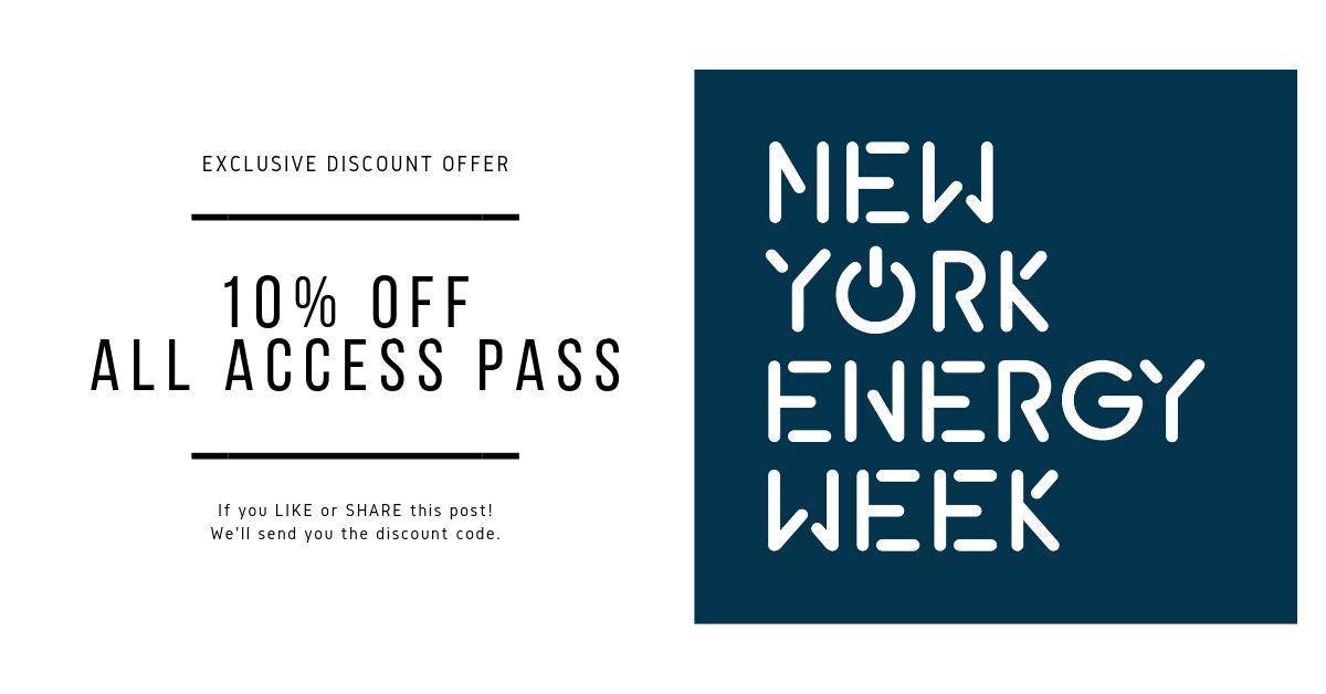 test Twitter Media - Just 1 week until NYEW2019! Get your All Access Pass now so you don't miss out on our exclusive lineup of #energy breakout sessions and networking events: https://t.co/HO9qyV7iXb https://t.co/QARKGinx2H