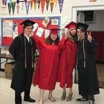 Image for the Tweet beginning: Very Happy Craig School Seniors!