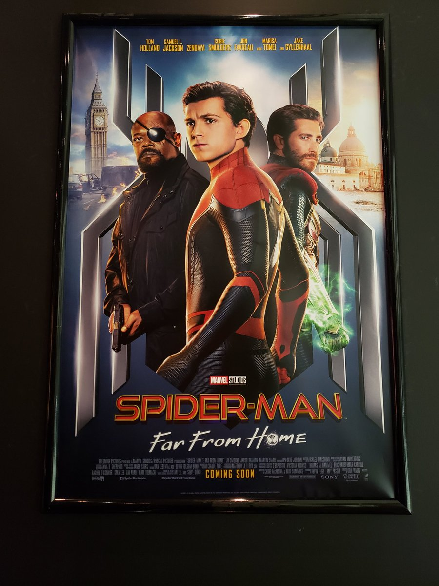 About to watch #SpiderManFarFromeHome in London for interviews tomorrow. Social embargo lifts Wednesday night. Usually when a social embargo lifts this early it means the movie is really good. More soon...