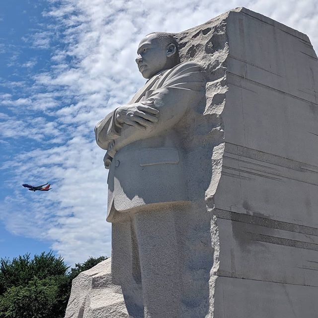 Thanks for an excellent weekend, DC! I feel like I could come 1,000 times and still not see all there is to see.  #mlkmemorial #mlk #washingtondc #dc #traveler #travelusa #seetheusa #merica  http:// bit.ly/2Fe6o22    <br>http://pic.twitter.com/oN2tjY2UGt