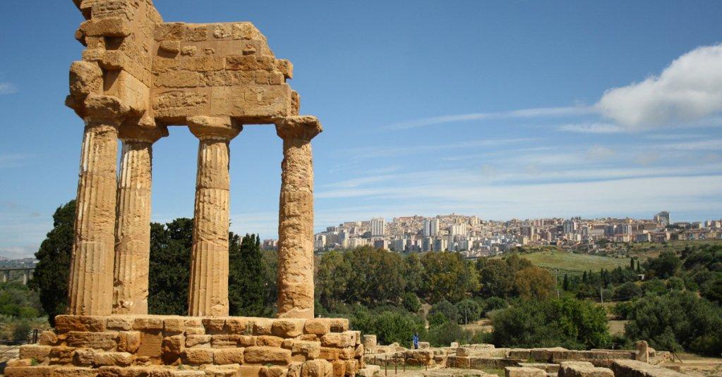 La Valle dei templi di Agrigento #blogsicilia #areaarcheologica #archeologiasiciliana