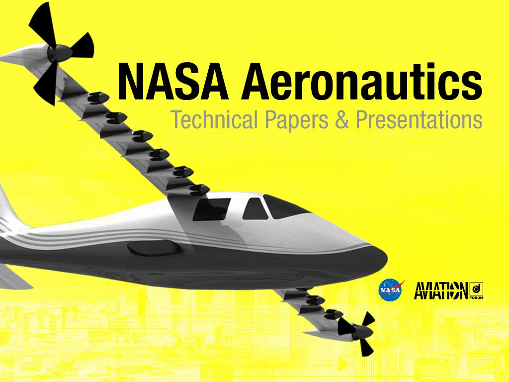 Today at 9:30AM in Desoto B: Current State of the X-57 Design, Integration and Testing: Briefing to Industry I with Starr Ginn of @NASAArmstrong. #AIAAaviation