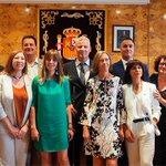 Image for the Tweet beginning: Alfredo García-Plata nuevo Alcalde de