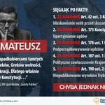 Image for the Tweet beginning: Mateusz Morawiecki tak przywiązał się