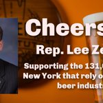 Image for the Tweet beginning: Thanks @RepLeeZeldin for sponsoring the