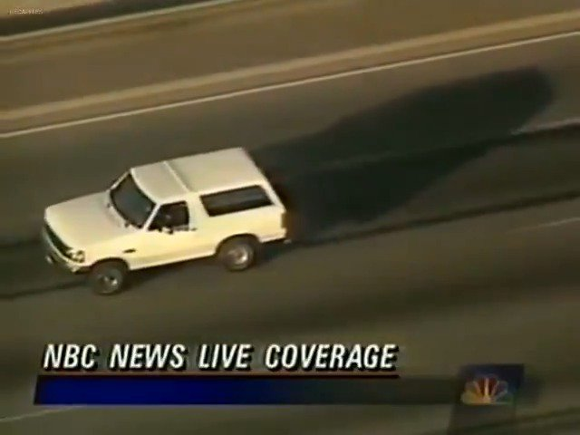 25 years ago today, OJ Simpson's Bronco chase kept interrupting a very physical Game 5 of the 1994 NBA Finals!