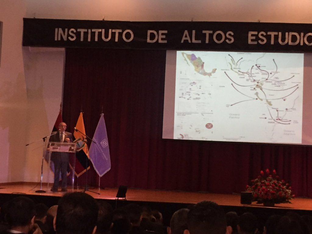 Encuesta Presidente del Ecuador