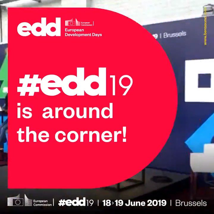 Setting it all up to make #EDD19 unforgettable. We are sooooooooo excited, are you? 🤩