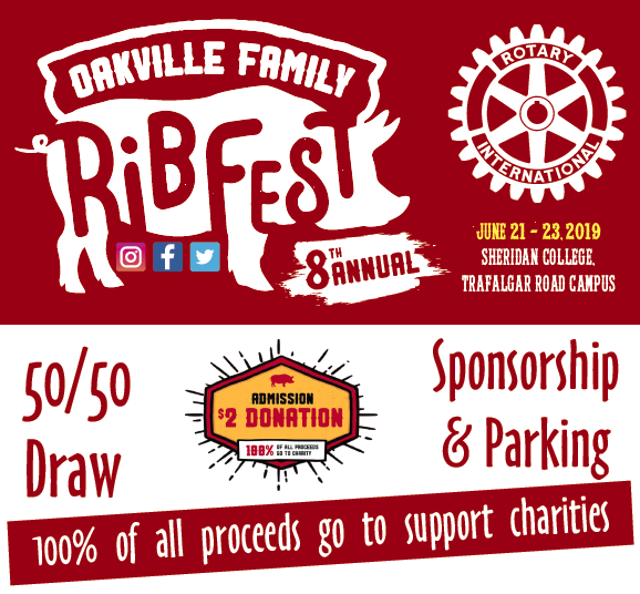Join us back on campus this weekend for the 8th Annual Oakville #Ribfest! June 21-23 at Sheridan's Trafalgar campus. For more details visit http://oakvillefamilyribfest.com.