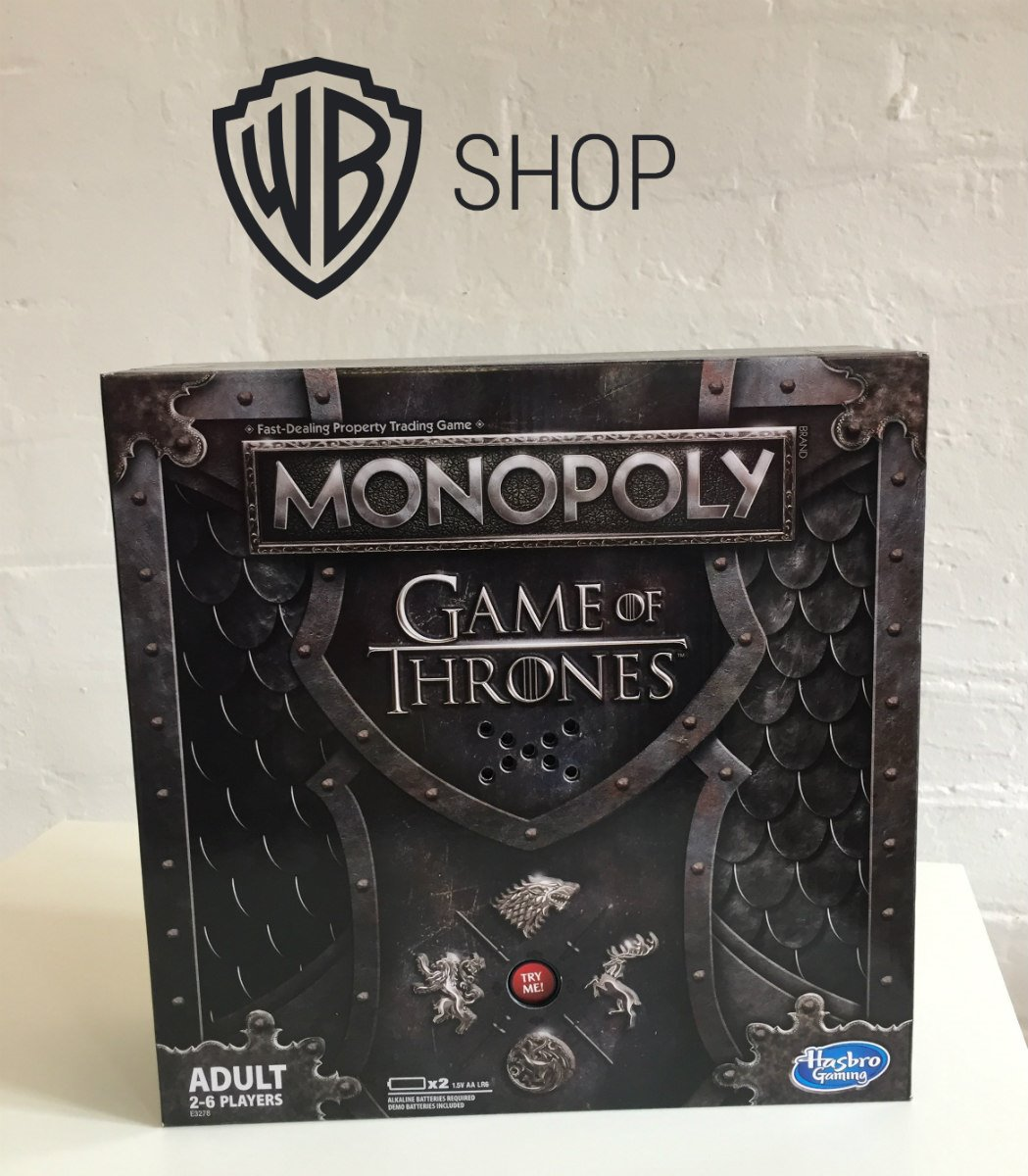 """When you play the Game of Thrones you win, or you die. There is no middle ground""  RT & Follow to be in with the chance to #Win this #GameOfThrones Monopoly Board Game  >>  http:// bit.ly/2WcNHpX     <br>http://pic.twitter.com/jCqv3VBwPn"