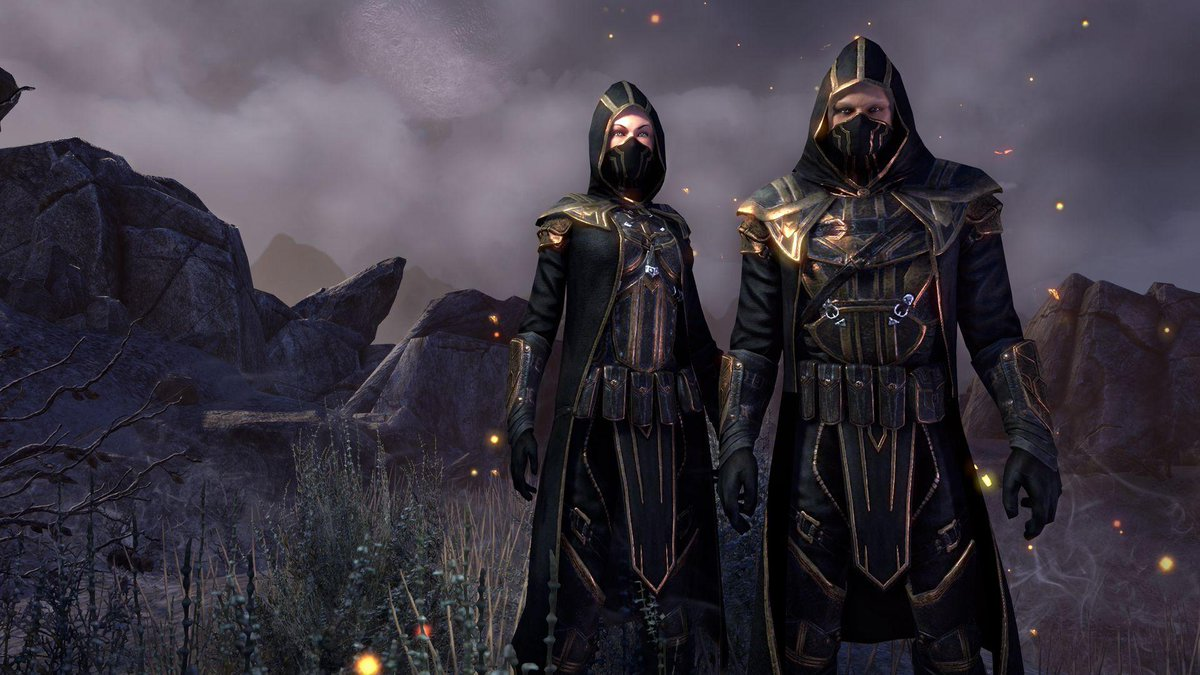 The Elder Scrolls Online On Twitter Celebrate Our Second Cinematic Trailer With These Items Now Back In The Crown Store Get The Zombie Horse Mount Decayed Zombie Skin And Breton Hero Costume