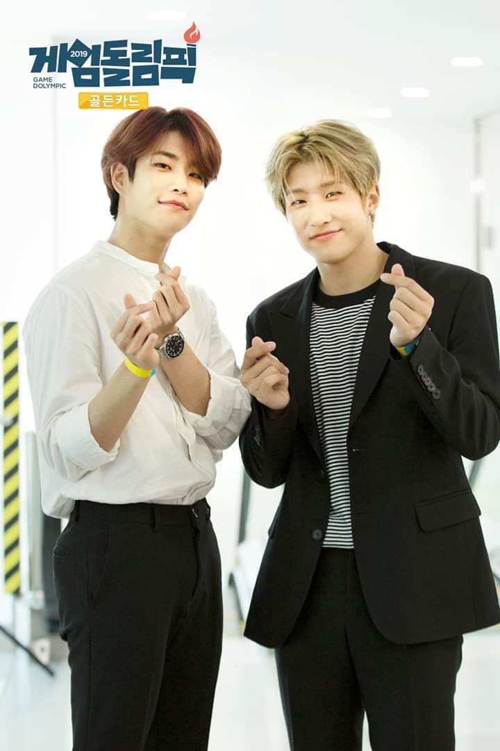 #ASTRO's #MJ & #JINJIN are competing in the Game Dolympics this year.  It will be JinJin's first time competing in Overwatch [originally to be SanHa playing] Let's cheer them on!! ○○  ||╯  /\ /\ *\(^o^)/*화이팅!!  ~Ez @offclASTRO #GameDolympics #GAMEDOLYMPIC2019 <br>http://pic.twitter.com/zeO1gNxEnT