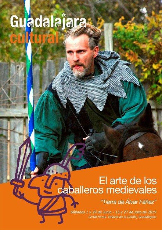 Nuevas sesiones del taller familiar El arte de los caballeros - http://henaresaldia.com/nuevas-sesiones-del-taller-familiar-el-arte-de-lo…...
