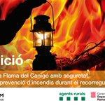 Image for the Tweet beginning: 🔥Participeu amb la Flama del