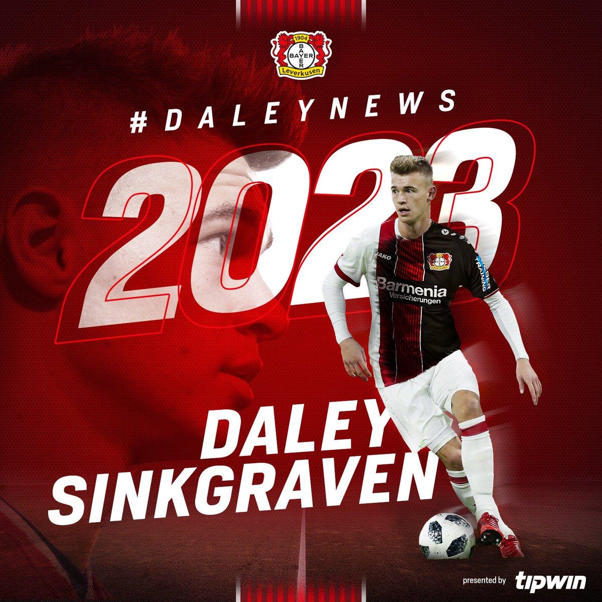 Sinkgraven rejoint Leverkusen