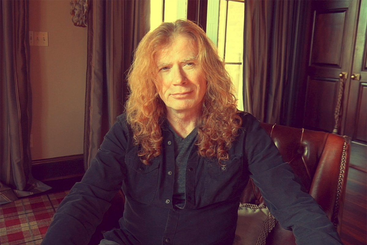 @DaveMustaine's photo on Dave Mustaine