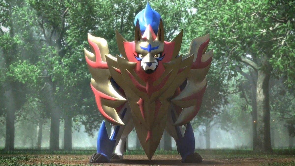 Polygon On Twitter Pokemon Sword And Shield S Pokedex Fuss Starts