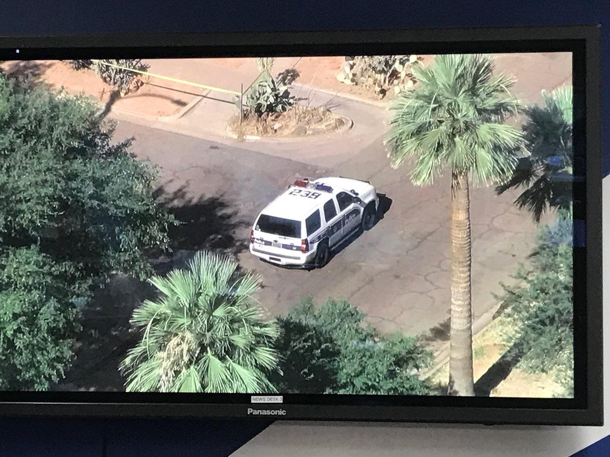 Shooting investigation in Phoenix 15th Ave & Culver unknown on injuries ⁦@phoenixpolice⁩ ⁦@PHXFire⁩ #fox10phoenix