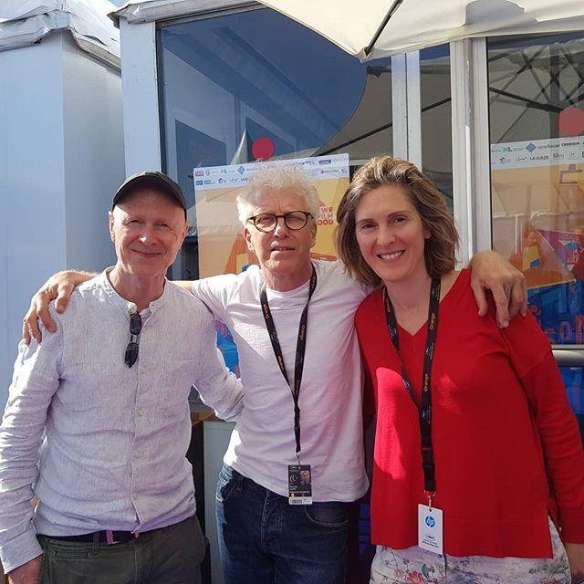 Masterclass Paul Laverty on line! Check it out! with @sacdparis http://bit.ly/2WQnAFG #WeFilmGood #maisondesscenaristes #kenloach #sorrywemissedyou #festivaldecannes #marchedufilm