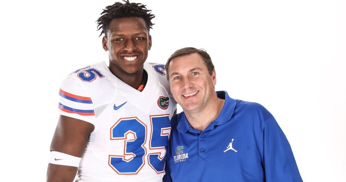 #Florida DE Malik Langham has transferred to #Vanderbilt