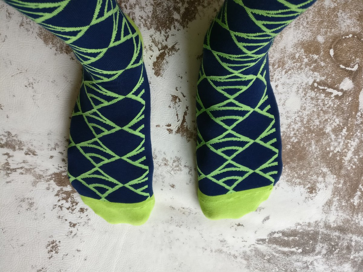 Sharing that #MonitoringLove to my friends at @sensu. Thanks for the socks! #DailyTechSocks<br>http://pic.twitter.com/hKTY6R0iJC
