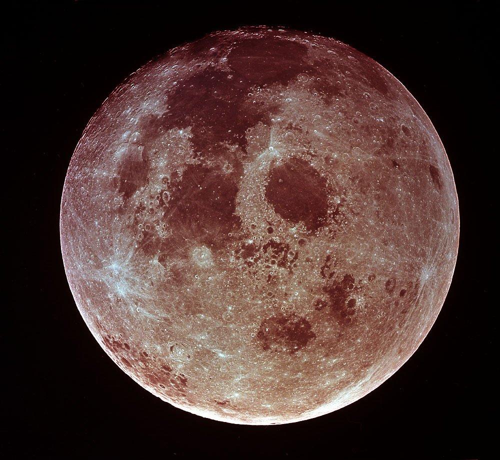 картинки луны цветной крупнейшая база