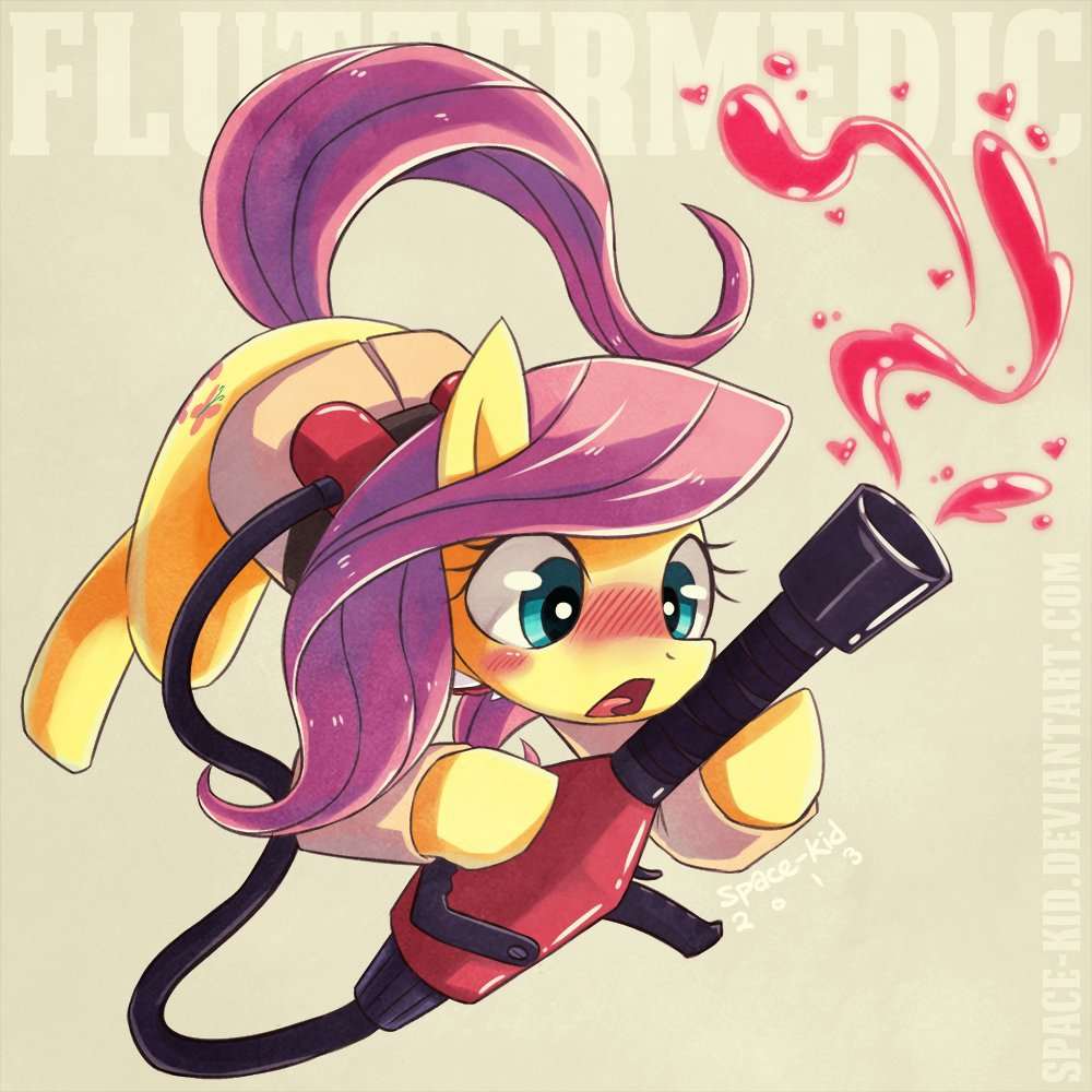 #MLP #Brony #tf2 #Fluttershy #medic  Medic! I need to be heal<br>http://pic.twitter.com/EbUo1N0Q0s