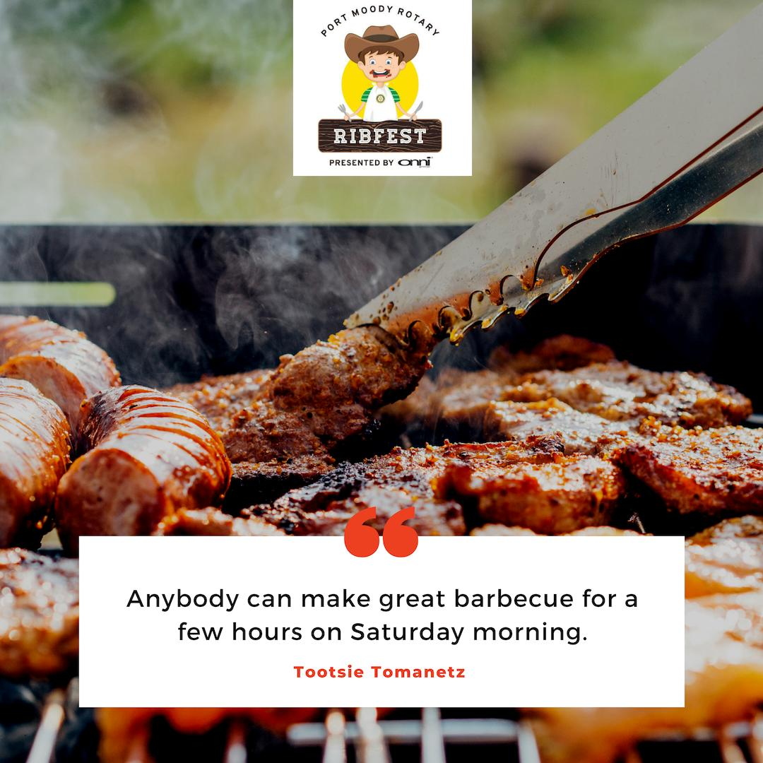 Here's some #BBQStyle #MondayMotivation to kick the week off - Powered by Port Moody Ribfest 2019  #ribfest #portmoodyribfest #pomoribfest #portmoody #ribs #bbq #ribs #ribsteak #ribslover #ribsoff  #ribsbbq #ribsfordays #ribsonthebarbie #ribsandbeer