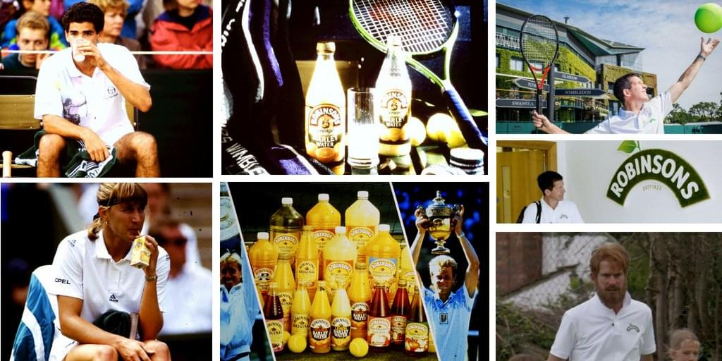 Did you know @DrinkRobinsons has been keeping the players at Wimbledon refreshed for more than 80 years - one of the longest sporting sponsorships in history. Find out more here #Wimbledon2019 #13DaysToGo http://ora.cl/gH0Up