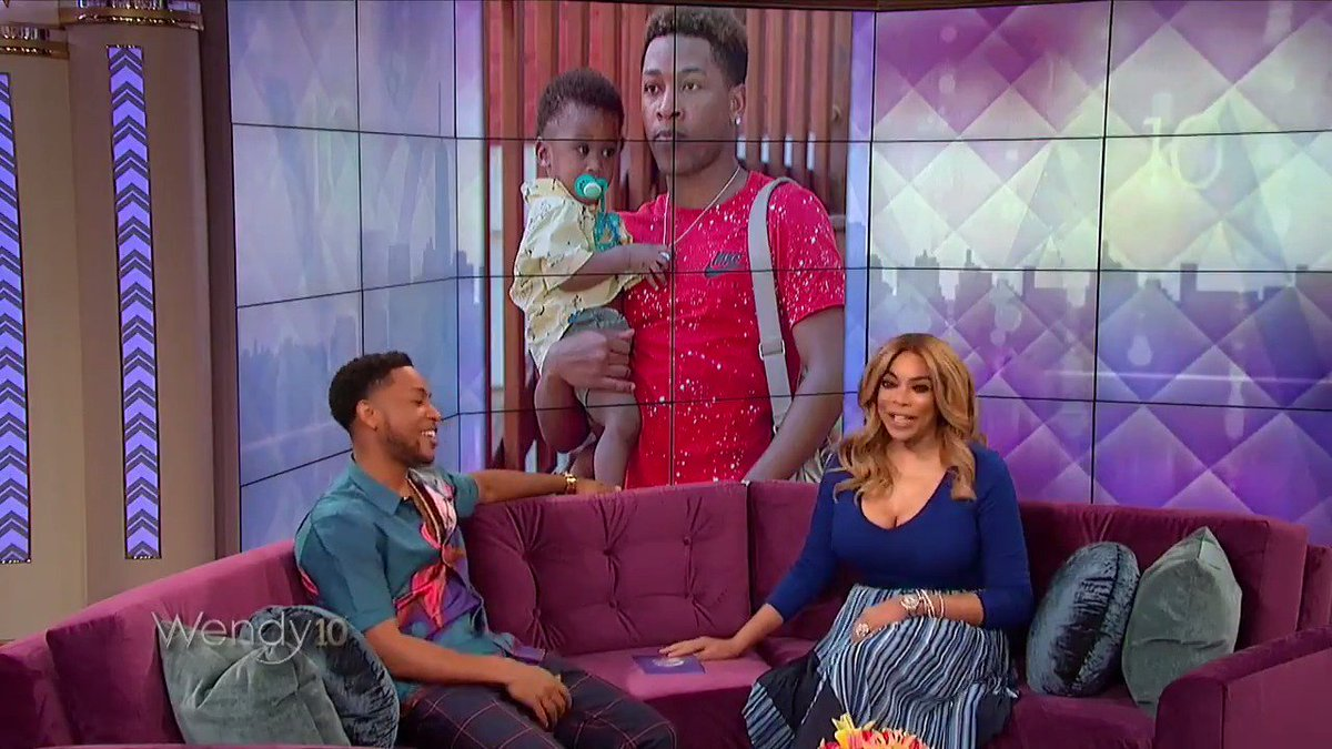 Wendy dishes about her interview with @JacobLatimore and tells us about his performance at SOBs.