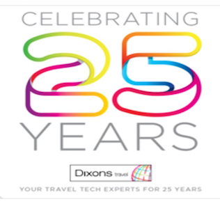 Image for the Tweet beginning: Congratulations to our client @Dixons_Travel