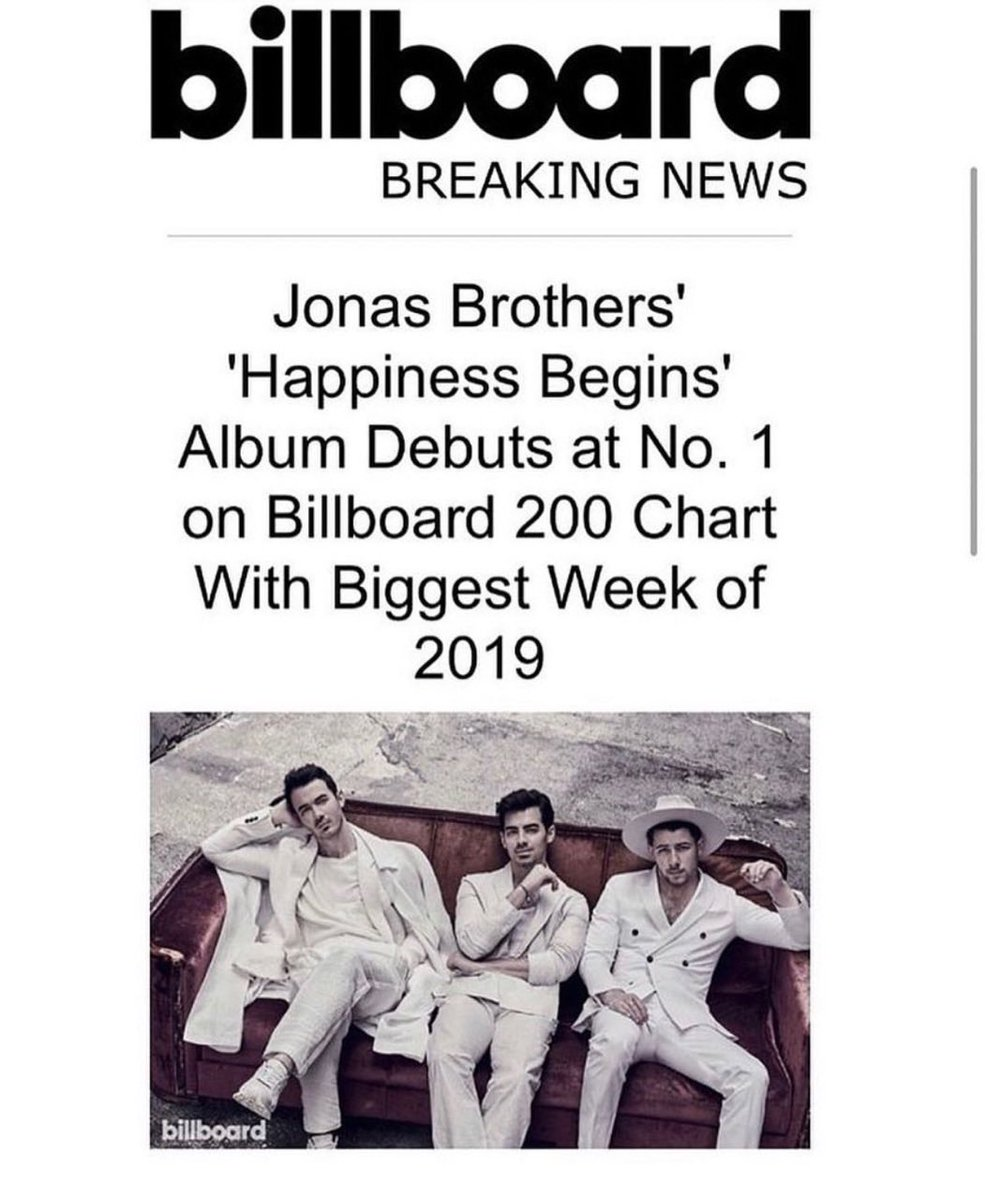 Speechless  Thank you guys so much!! #HappinessBegins <br>http://pic.twitter.com/nGhlt5YUeR