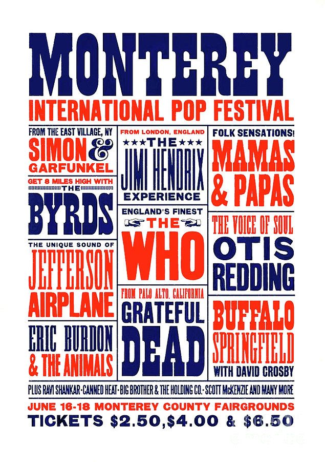 #OnThisDay in 1967, one of the best music festivals of all time continued at the #Monterey Fairgrounds. June 17 lineup included @JanisJoplin #JeffersonAirplane #TheByrds @OtisRedding and many more. Who would you be most excited to see?   https://www. youtube.com/watch?v=Ttsd9A xaI2c&t=22s   …  @MIPFofficial<br>http://pic.twitter.com/NGO8gV0OEO