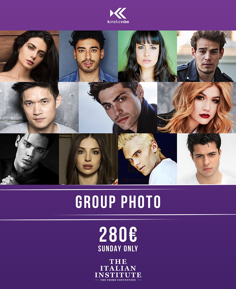 Hello Shadow Vibes! Finally here's the Group Photo you kept asking about! The photo will be taken only on Sunday 14th, when we'll have the whole cast!! The photo will go on sale this Friday, June 21st at 6 pm!  #ITAInstituteCon3 <br>http://pic.twitter.com/yTgHRLxVkZ