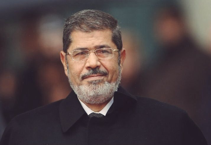 Now you are free ! #محمد_مرسي