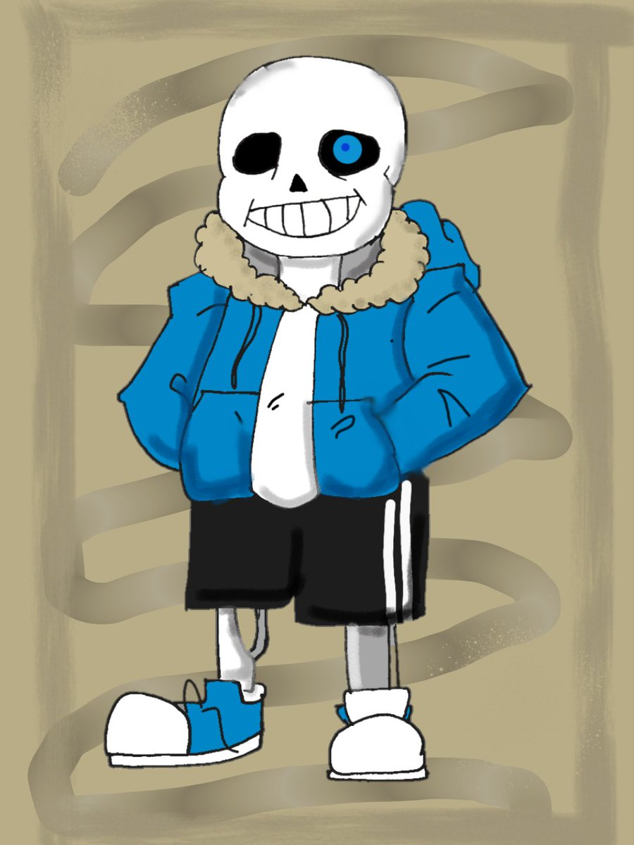 #sans from #undertale Please follow me to support the ARTIST inside me👍 Comment or Dm if you want to me to draw something  #Drawings #sketch #artist #sketching #draw #drawing #artistsontwitter #art #MEMES #PewDiePie