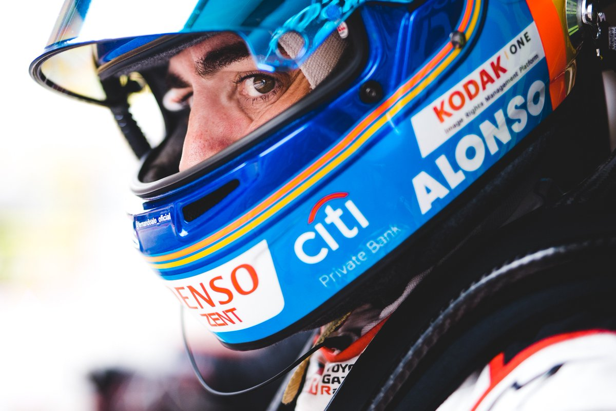 The #WEC Super Season would not have been the same without you Fernando. Muchas gracias Campeón. Best of luck for your future challenges, see you soon. 🇪🇸🏆❤️  #WECfamily @alo_oficial @Toyota_Hybrid