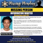 Image for the Tweet beginning: #MissingMonday  #LASD Needs Help Locating