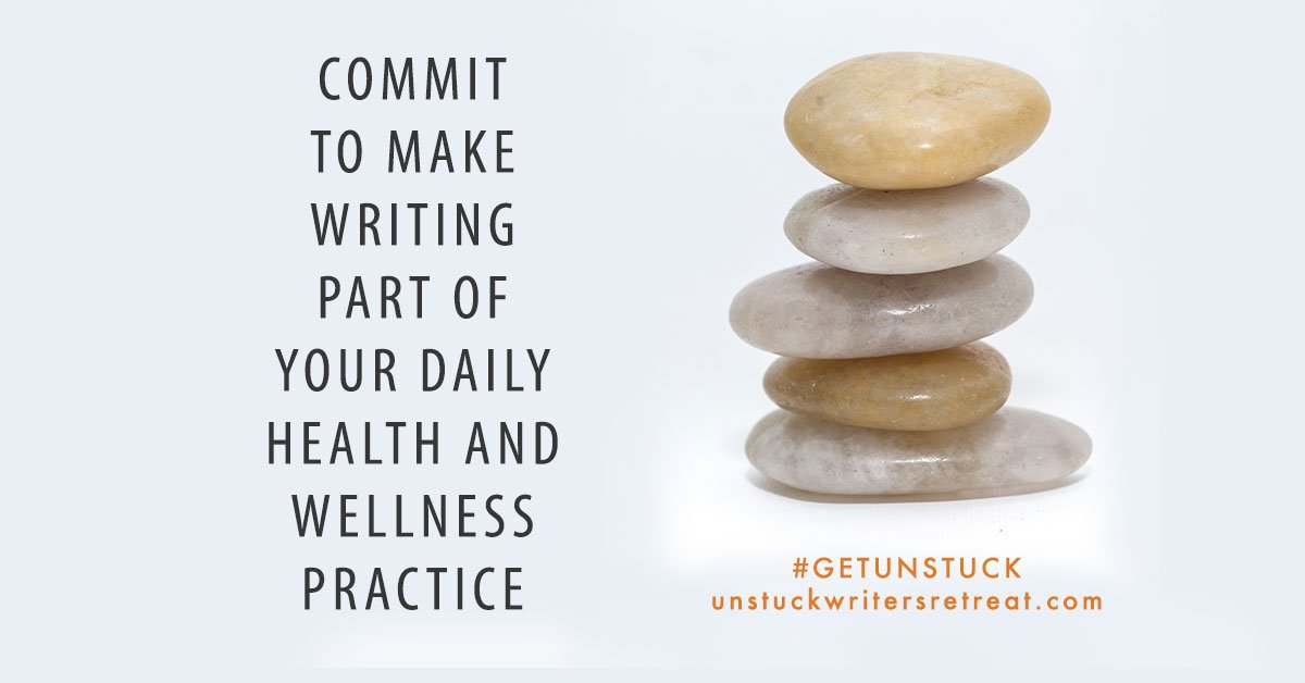 What would life looks like if you may time to feed your spirit and soul each day?    #GetUNSTUCK #UNSTUCKWritersRetreat #iWrite #WritingCommunity #iAMWriting #Writers #Mediation