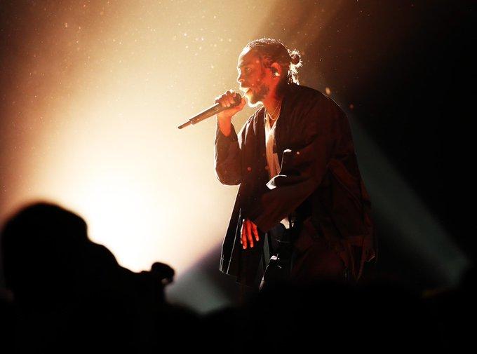 Happy birthday to singer-songwriter and Pulitzer Prize winner Kendrick Lamar.