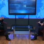 Image for the Tweet beginning: .@ZanMahnic na @Nova24TV: Ker predsedniku