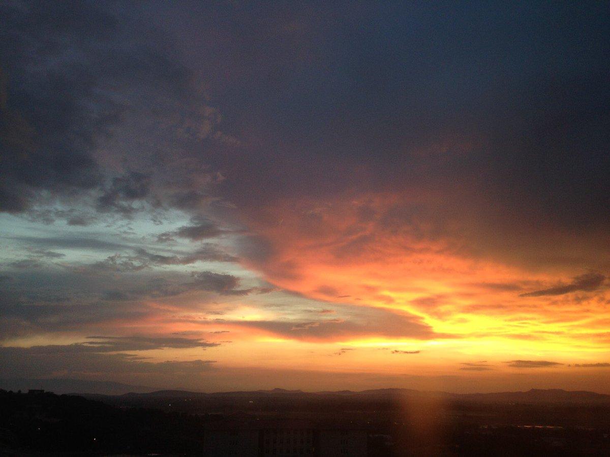 ❤️ Beautiful Sky ❤️#travel #izmir #turkey #beautifulworld