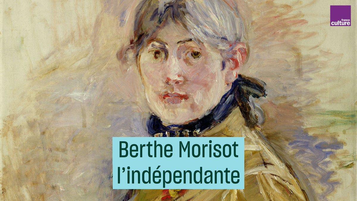 Esprit libre, artiste radicale, femme affranchie, #BertheMorisot est l'une des fondatrices de l'impressionnisme, seule femme parmi une trentaine de peintres. Portrait en images, et en toiles, de Berthe l'indépendante. #CulturePrime