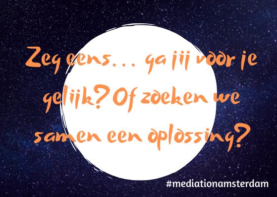 Vraagje.... #mediation #quote