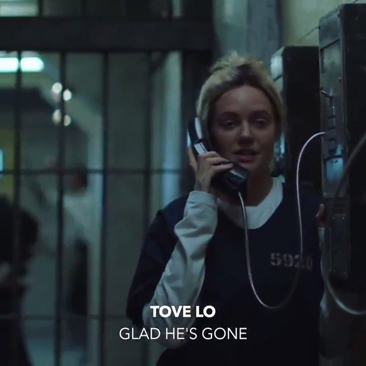 "Honestly, we all need a bff like @ToveLo! Watch her go to the end of the world and back while giving her friend some much needed advice in her video for ""Glad He's Gone"" now! ⠀⠀⠀⠀⠀⠀⠀⠀⠀ ▶️ https://www.youtube.com/watch?v=qanl1s7K2Kc …"