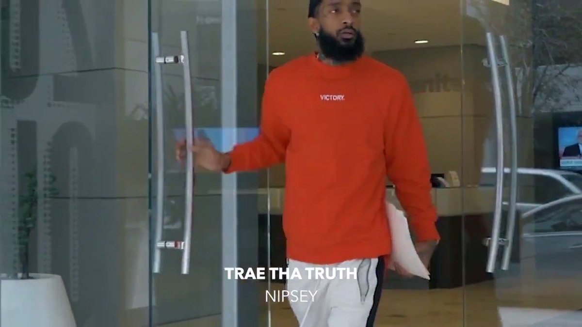 "Watch @traeabn's ode to the late great Nipsey Hussle in his latest video dedicated to the Crenshaw king. The marathon continues with ""Nipsey."" 🏁 ⠀⠀⠀⠀⠀⠀⠀⠀⠀ ▶️ https://www.youtube.com/watch?v=170C6sRb2Ac …"