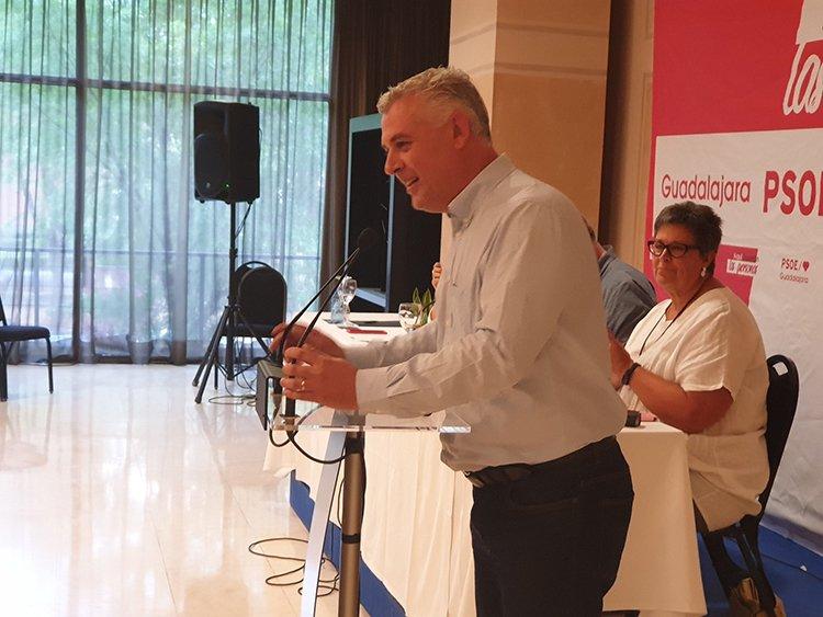 José Luis Vega, alcalde de Mondéjar, será el nuevo presidente de la Diputación Provincial - http://henaresaldia.com/jose-luis-vega-al…...