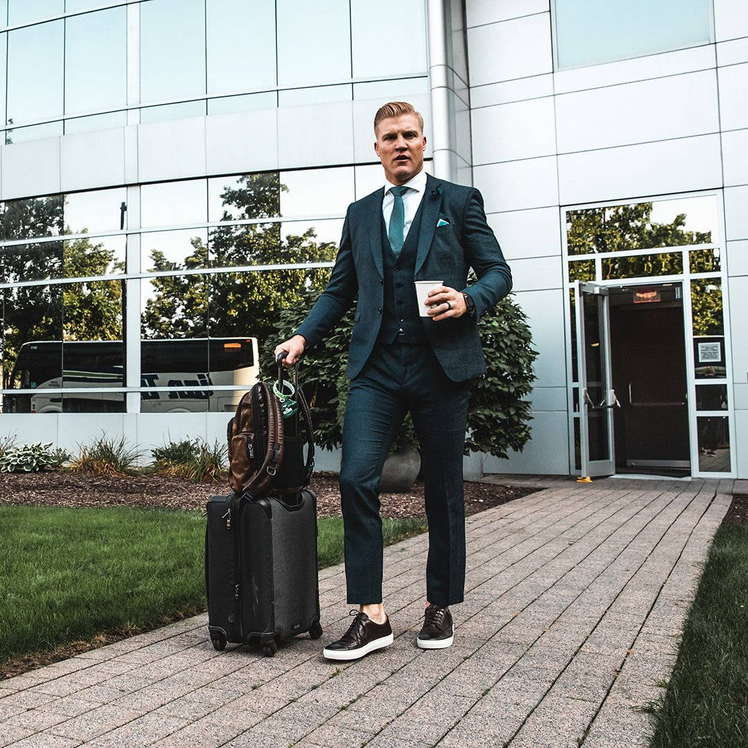 We'll miss a lot of things about you, @JoshMcCown12...  ...swag included <br>http://pic.twitter.com/ReSSvUEl3K