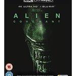 Image for the Tweet beginning: Alien: Covenant [4K UHD +
